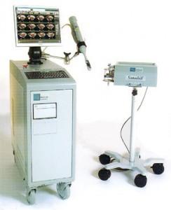 máquina HIFU en Clínica de Urología Dr. López Alcina (Valencia)